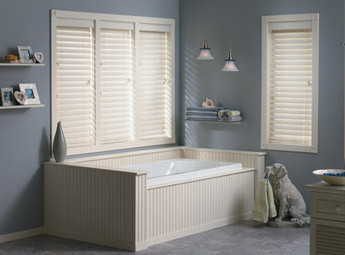 Faux wood blinds Austin Texas